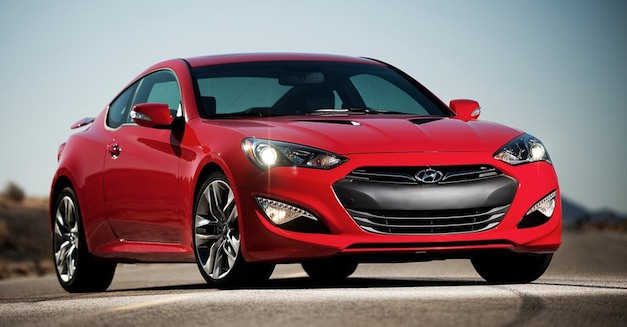 Report: Hyundai to start a performance line with a new twin-turbo Genesis Coupe