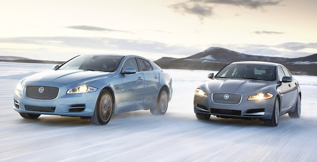 Jaguar XF and XJ get AWD option, more than 3-quarters of the sales to come from U.S.