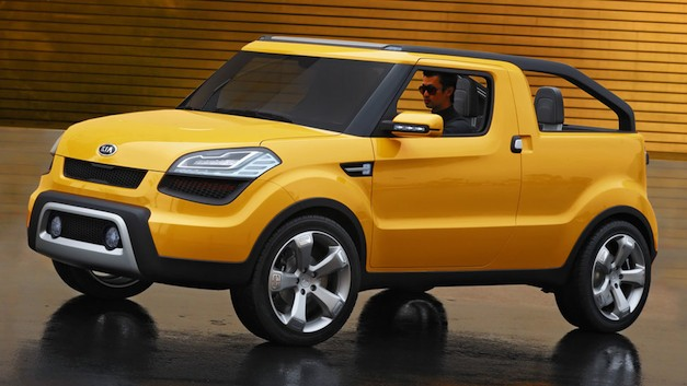 Report: Kia working on high-performance and convertible Soul