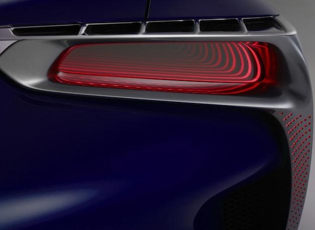 Lexus LF-LC Part 2