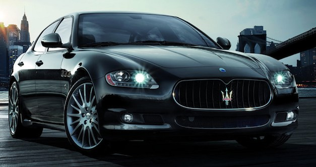 Report: Maserati's 5 Series rival will be built on Chrysler 300 platform