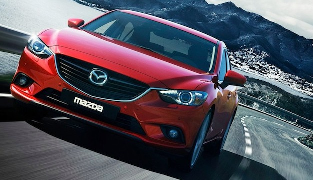 2014 Mazda6 price starts at $20,880