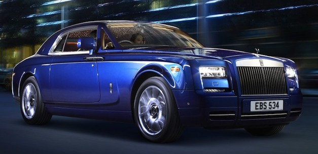 Report: Rolls-Royce customers say no to diesel, no plans for an SUV