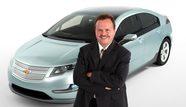 Fisker appoints former head of Chevy Volt as CEO