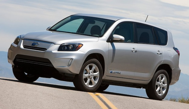 Report: Toyota RAV4 EV can go up to 113 miles between charges