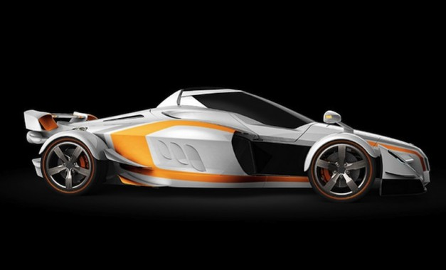 Tramontana XTR Sketch Side View