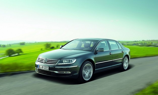 Report: Volkswagen's Phaeton free from project cancellations amid Dieselgate