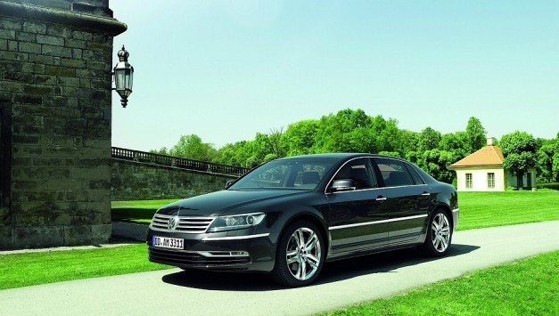 Report: Volkswagen's Phaeton successor delayed until 2018