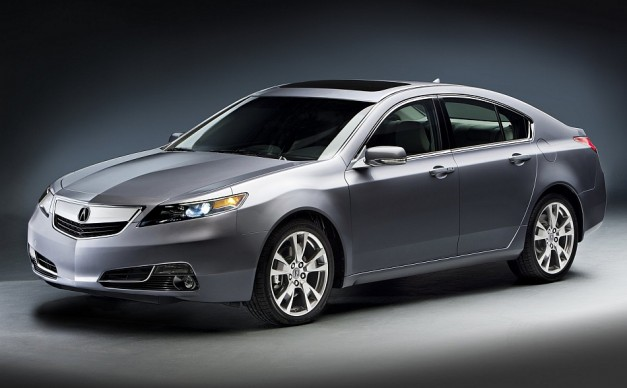 2013 Acura TL pricing starts at $36,800, 6-Spd manual still optional w/ SH-AWD