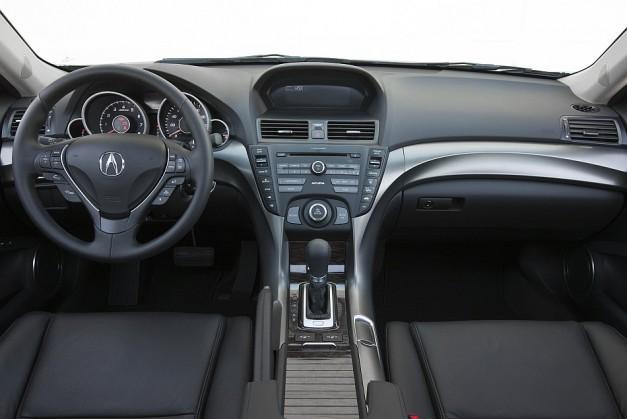 Acura Tl 2012 Sh Awd >> 2012 Acura TL Interior Dash - egmCarTech - egmCarTech2012 Acura TL Interior Dash - egmCarTech