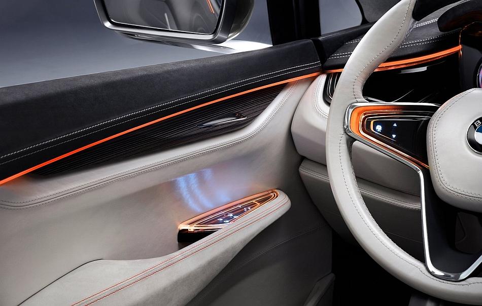 2012 Bmw Active Tourer Interior Door Panel Driver Side Egmcartech