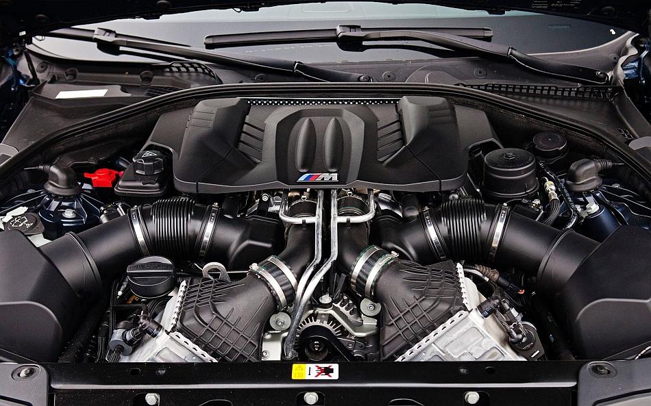Bmw F10 M5 Engine Images