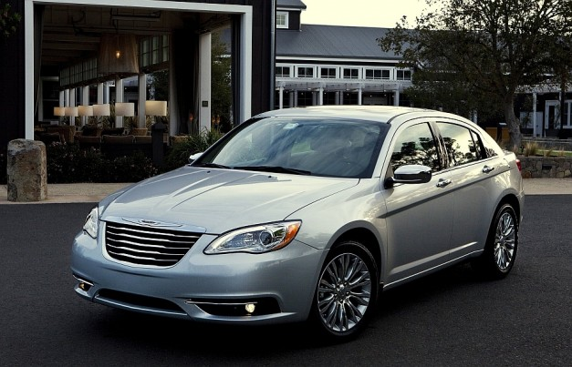 Report: 2014 Chrysler 200 to define brand's next design language, Dodge Challenger due for changes