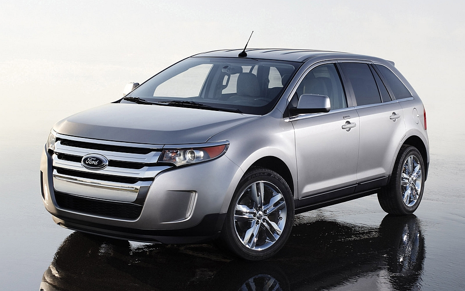 2012 ford edge limited 3 4 left front egmcartech. Black Bedroom Furniture Sets. Home Design Ideas