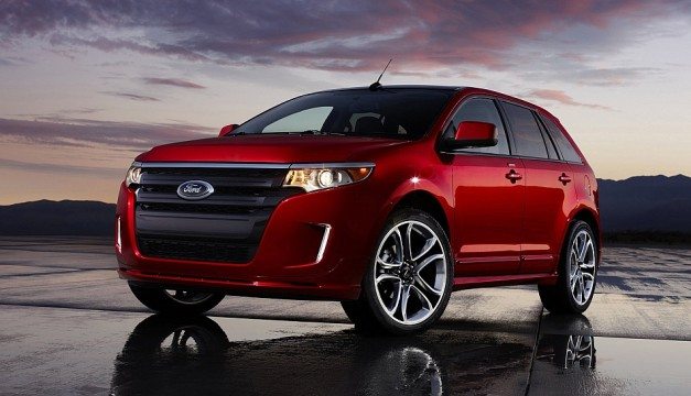 Report: Ford's new 2014 Edge to debut at Los Angeles, will be sold in EU for the first time