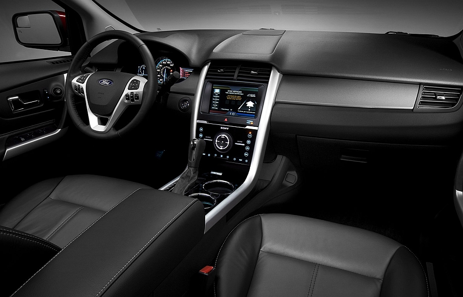 2012 Ford Edge Sport Interior Egmcartech