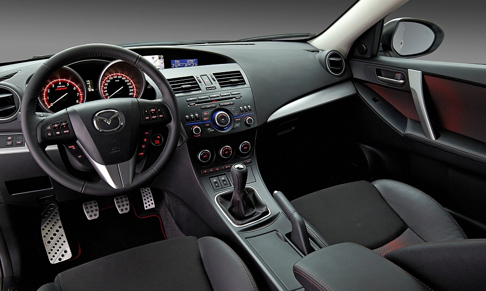 2012 mazda3 mps interior egmcartech. Black Bedroom Furniture Sets. Home Design Ideas