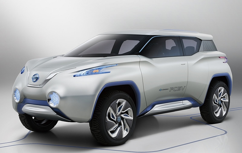 2012 Nissan TeRRa Concept