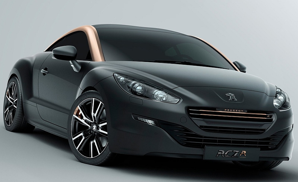 2012 Peugeot RCZ R Concept