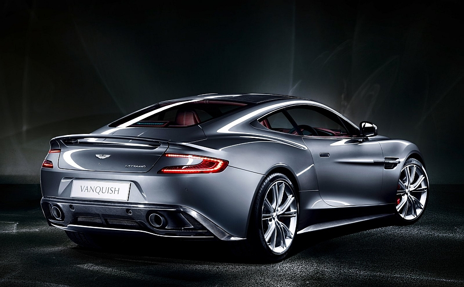 2013 aston martin am310 vanquish rear 3 4 right studio egmcartech. Cars Review. Best American Auto & Cars Review