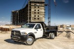 2013 Ram 5500 Chassis Cab Front 3/4 Left