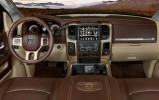 2013 Dodge Ram HD Dually Laramie Longhorn Interior