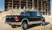 2013 Dodge Ram HD Long Cab 7/8 Right Side Rear