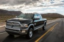2013 Dodge Ram HD Long Cab Front 3/4 Left Cruising