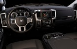 2013 Dodge Ram HD Long Cab Interior