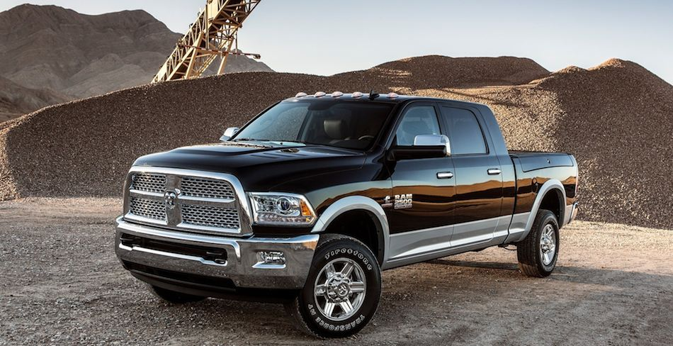 2013 Dodge Ram HD Long Cab