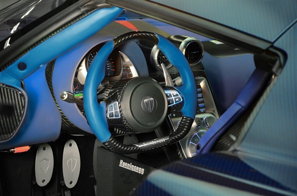 2013 Koenigsegg Agera R Blt Interior Driver Seat Egmcartech