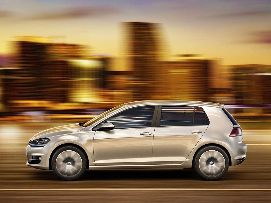 Фотографии Volkswagen Golf Фотографи…