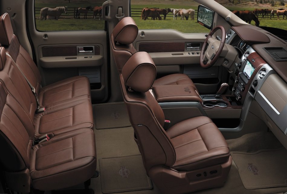 2013 Ford F 150 King Ranch Interior Egmcartech