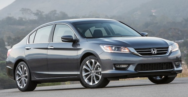 Consumer Reports: The 2013 Honda Accord returns to the front of the pack