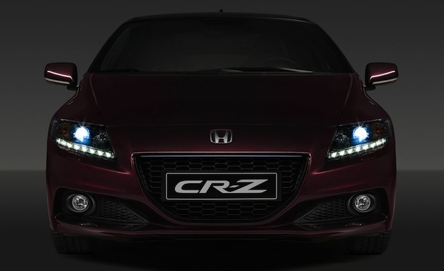 2013 Hond CR-Z teased
