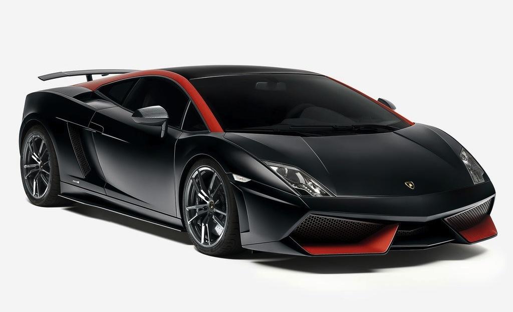 2013 Lamborghini Gallardo LP560-4 Edizione Tecnica Front 7/8 Angle