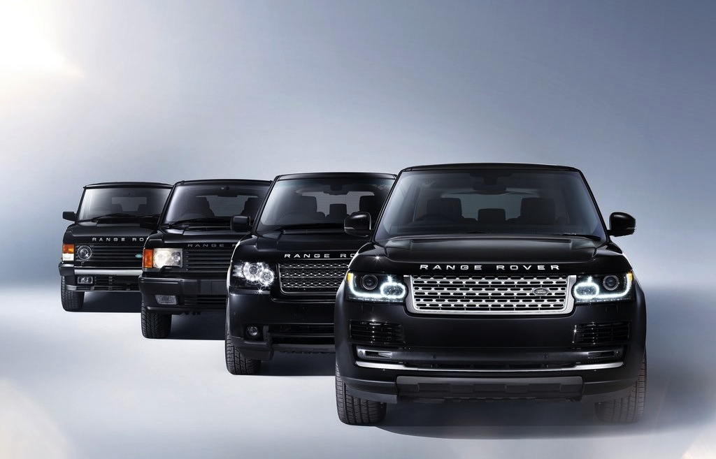 2013 Range Rover Over the Years - egmCarTech