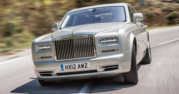 Report: Rolls-Royce to introduce a new Phantom for 2016, to be based off of BMW 7-Series