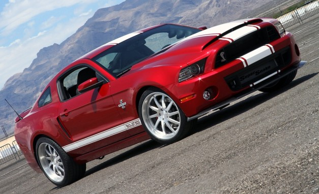 2013 Shelby GT500 Super Snake gets up to 850-hp
