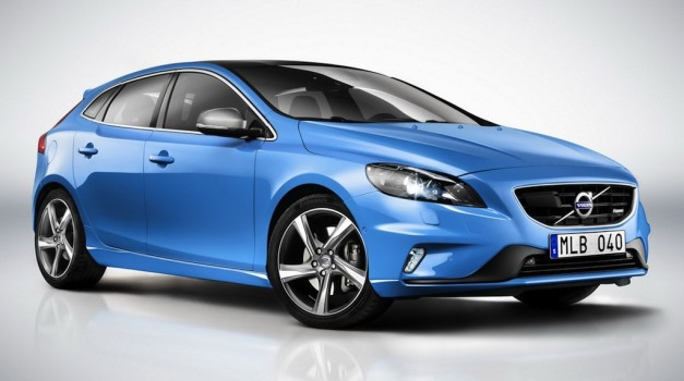 Report: The Volvo V40 should make its way stateside for the next generation