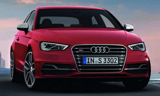 2014 Audi S3 pumps out 300-hp, 0 to 62 mph in 5.1 secs