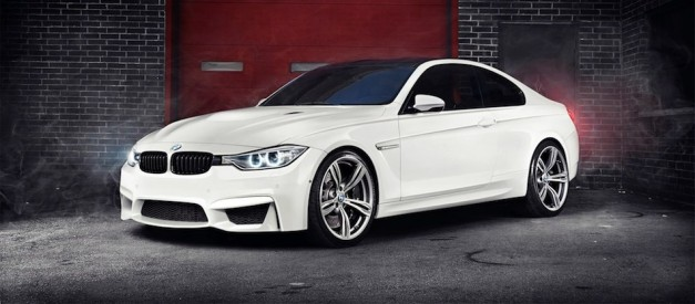 Photo Rendering: What the next generation F80 BMW M3 coupe could look like