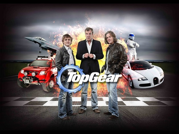 Report: Top Gear UK to sign another three year contract