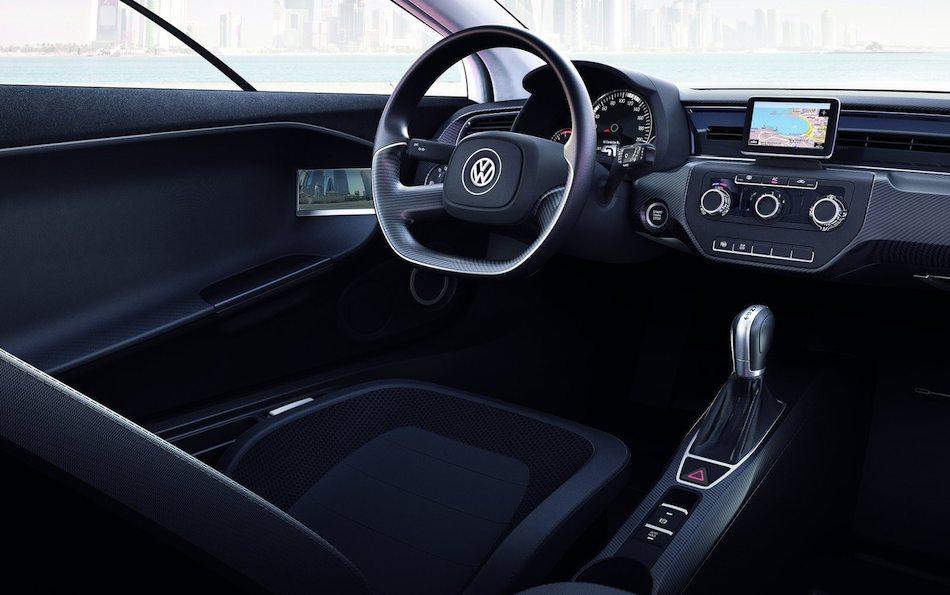 Volkswagen XL1 Concept Interior - egmCarTech - egmCarTech