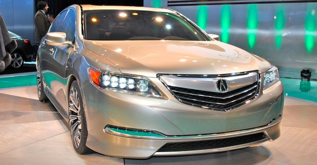 Honda CEO confirms compact SUV, new fuel-cell vehicle, Acura RLX Sport Hybrid
