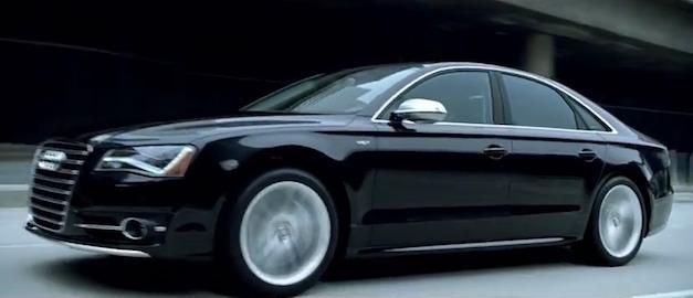 Audi S8 - Suspect Ad