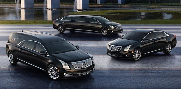Cadillac XTS Livery