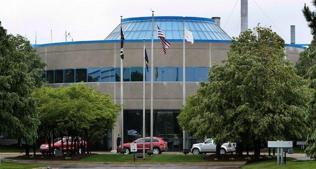 Chrysler Jefferson Plant