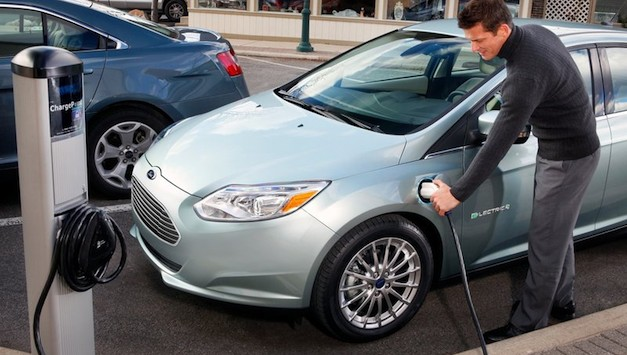 Ford Focus Electric Charge