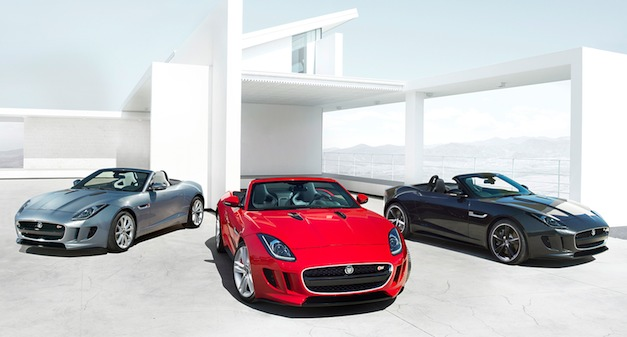 Jaguar F-Type First Image
